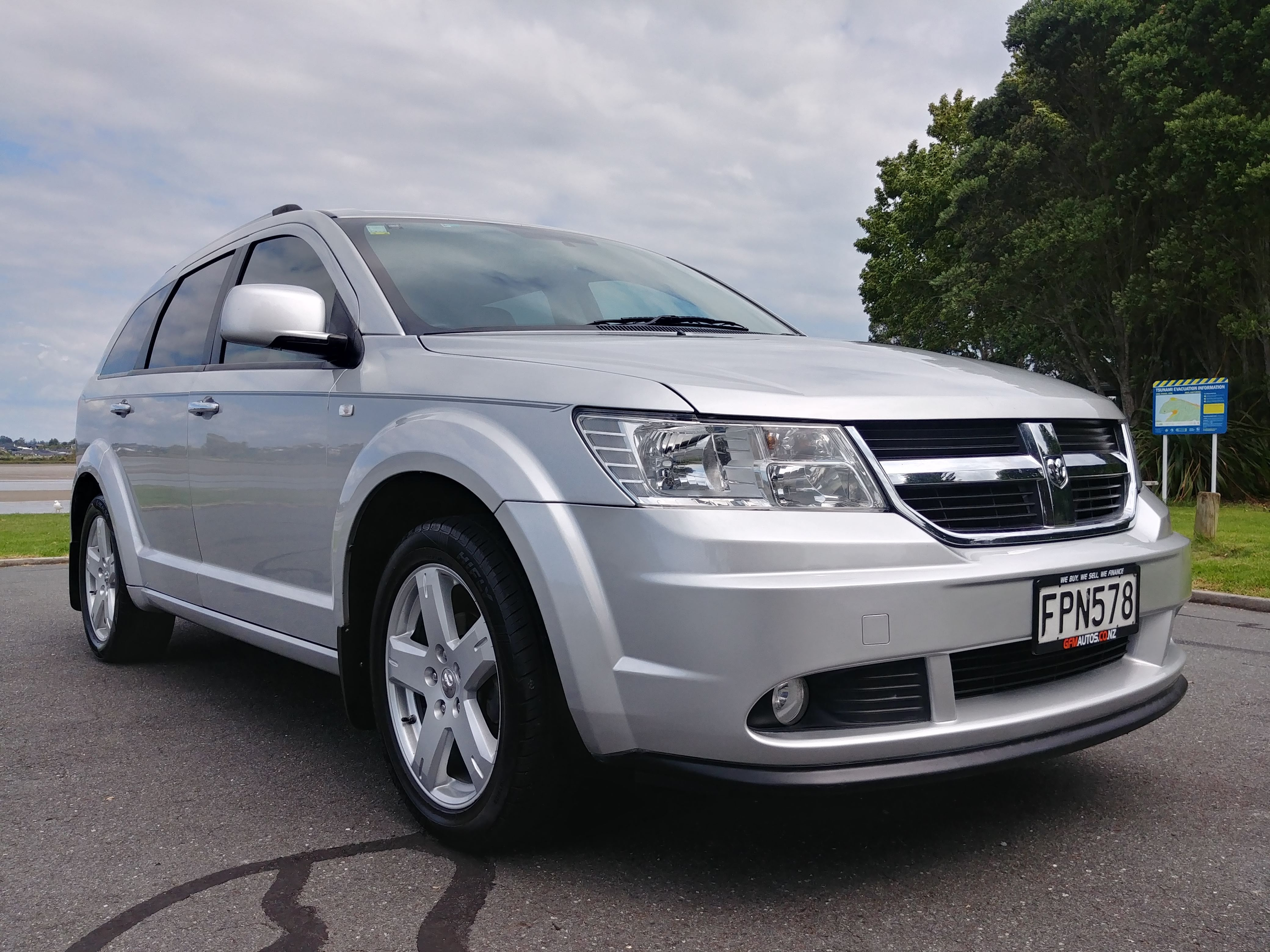Hdr on Dodge Journey Dvd Player